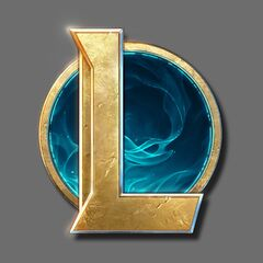 League of Legends Update Logo Concept 1 (by Riot Artist <a rel=