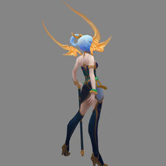 Lunar Empress Lux Model 1 (by Riot Artists <a rel=