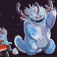 Nunu & Willump Update Concept 5 (by Riot Artist <a href=