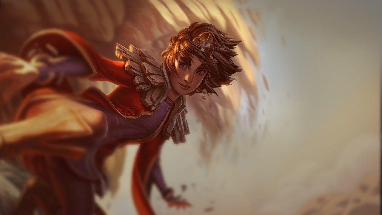 Taliyah OriginalCentered