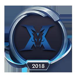 Worlds 2018 Kingzone DragonX Emote