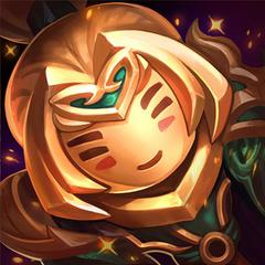 Złoty Xin Zhao