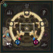 Mapa trybu Na Pewno Nie Dominion