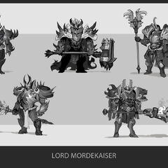 Lord Mordekaiser Update Concept 5 (by Riot Artist <a href=