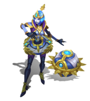 Orianna Victorious (Base)