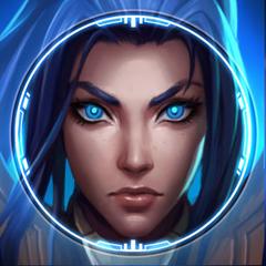 Cybernetyczna Caitlyn (Barwa)