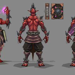 Dark Crystal Ryze Concept (by Riot Artist <a href=