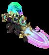 Xin Zhao CosmicDefender (Emerald)