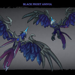 Blackfrost Anivia Model 2 (by Riot Artist <a href=