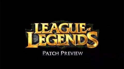 League of Legends - Aperçu de la MAJ Système de ligues