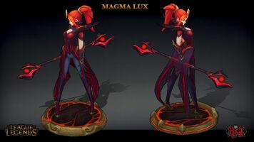 Lux der Elemente model 01