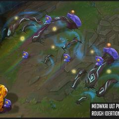 Meowkai Ability Concept 7 (by Riot Artist <a href=