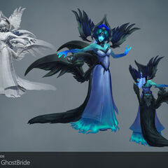 Ghostbride Morgana Update Model 1 (by Riot Artists <a href=
