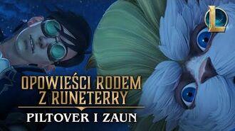 Opowieści rodem z Runeterry - Piltover i Zaun (Prawdziwy geniusz)