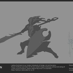 Pantheon Update Concept 10 (by Riot Artist <a href=