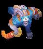 Rengar Kuschelkätzchen Rengar (Aquamarin) M