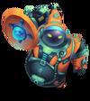 Bard Astronaut (Citrine)