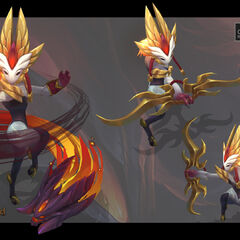 Shadowfire Kindred Model 3 (by Riot Artist <a href=
