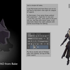 Leona Eclipse Model 6 (by Riot Artist <a href=