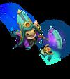 Lulu CosmicEnchantress (Turquoise)