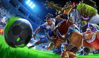 Maokai GoalkeeperSkin