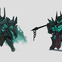 Mordekaiser Update Concept 8 (by Riot Artist <a href=