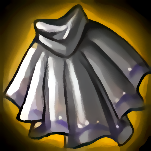 Negatron-Mantel item