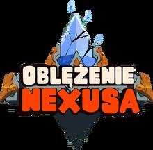 Oblężenie Nexusa - logo