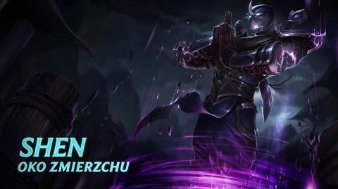 Prezentacja bohatera – Shen (przeróbka)
