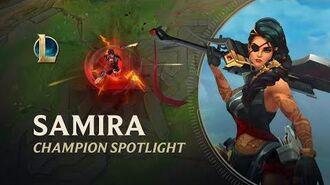 Samira Champion Spotlight