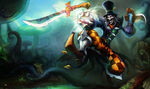 Shaco MadHatterSkin Ch