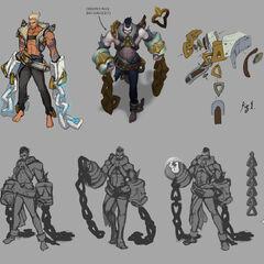 Sylas Concept 2 (by Riot Artist <a href=
