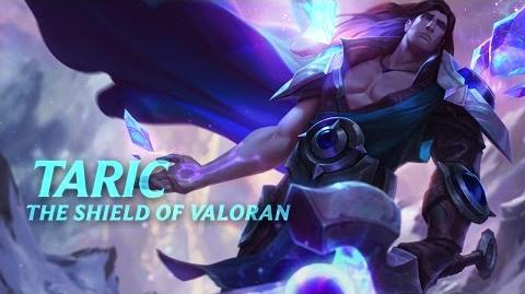 Taric Champion Spotlight