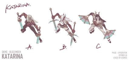 Katarina Blutmond Konzept 01