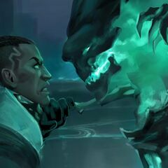 Lucian and Thresh