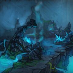Magma Chamber Concept 3