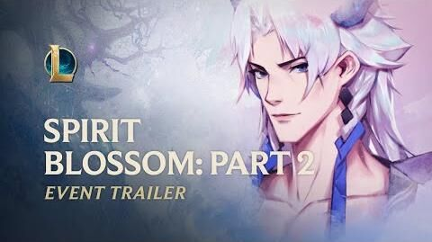 Spirit Blossom 2020 Part 2 Official Event Trailer - League of Legends