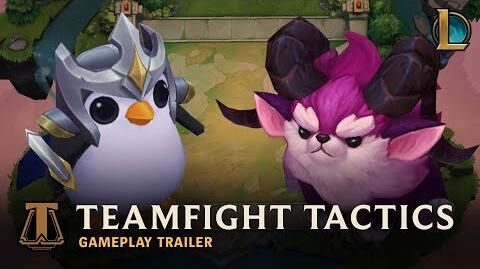 Teamfight Tactics Gameplay Trailer League of Legends