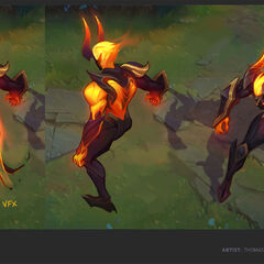 Infernal Varus Concept (by Riot Artist <a href=