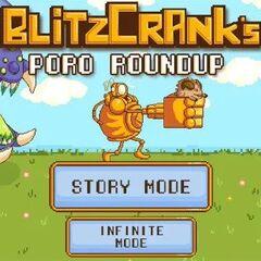Blitzcrank's Poro Roundup Promo 1