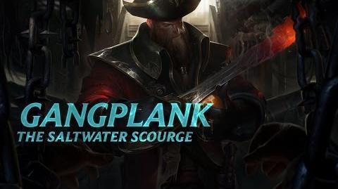 Gangplank Champion Spotlight