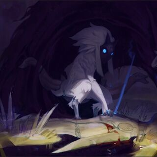 Grafika koncepcyjna portretu Kindred 2