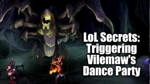 LoL Secrets Vilemaw's Dance Party & How To Trigger It