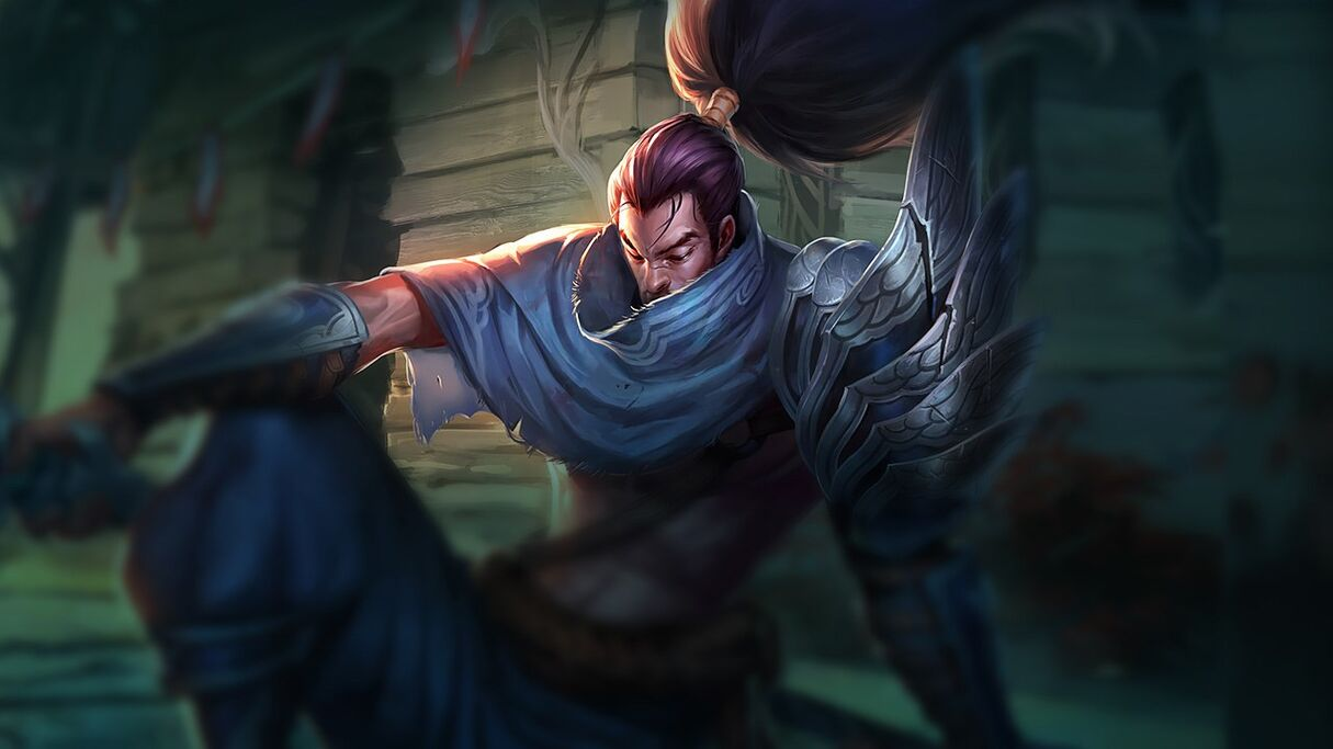 Yasuo OriginalCentered