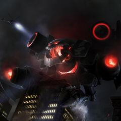 Battlecast Prime Cho'gath <a rel=
