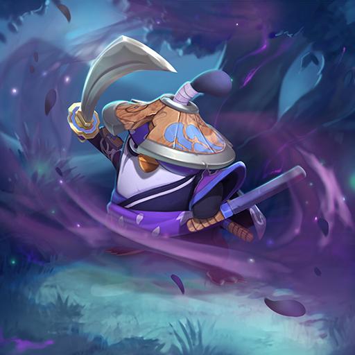 Featherknight Spirit Blossom Yokai Tier 3