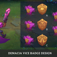 Demacia Vice Lucian Concept 3 (by Riot Artist <a href=
