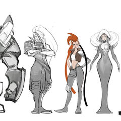 Odyssey: Welcome Aboard Concept 1 (by Riot Artist <a href=