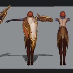 Quinn Phoenix Concept (by Riot Artist <a href=