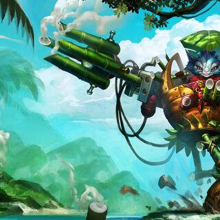Rumble z Dżungli